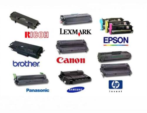 На сколько хватает картридж в принтере?